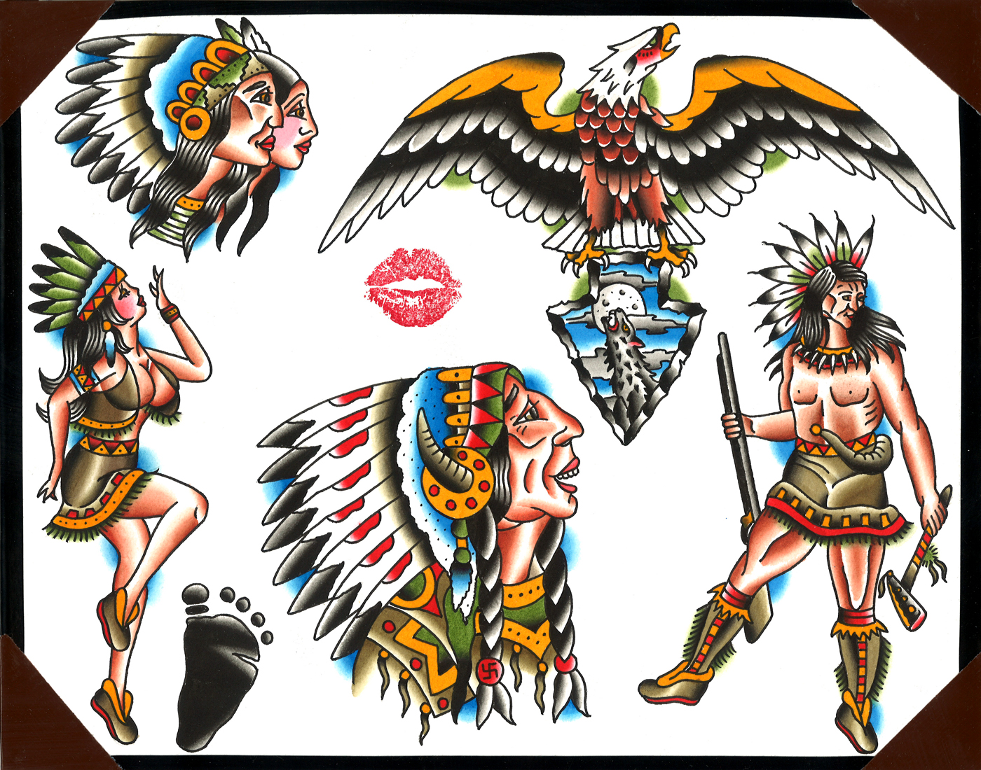 Blackfoot Tattoos