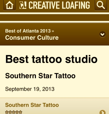 Best Tattoo Shop in Atlanta!!! – 1920 Tattoo